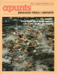 Bases biomecàniques per a una didàctica del judo (1990)