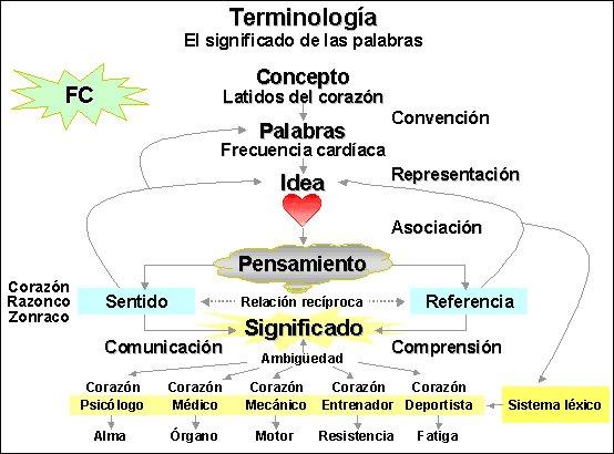 Terminología - concepto